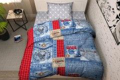 Купить КПБ Бязь 1.5-спальное 022500624 в розницу