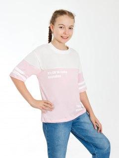Купить Футболка для девочки 024901584 в розницу