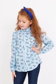 Купить Рубашка для девочки 025000228 в розницу
