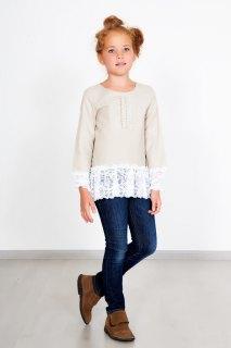 Купить Блуза детская  025000231 в розницу
