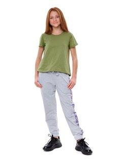 Купить Брюки для девочки 025300455 в розницу