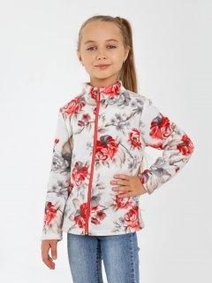 Купить Толстовка для девочки 025600309 в розницу