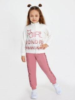 Купить Костюм для девочки 025701367 в розницу