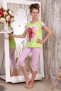 Купить Костюм для девочки 025701386 в розницу