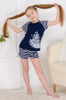 Купить Костюм для девочки 025701392 в розницу