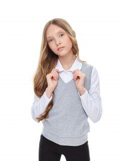 Купить Жилет для девочки 025900058 в розницу