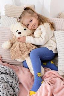 Купить Колготки плюш детские 026100711 в розницу