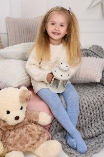 Купить Колготки детские плюш 026100715 в розницу
