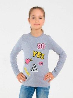 Купить Лонгслив для девочки 026200595 в розницу