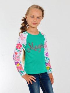 Купить Лонгслив для девочки 026200639 в розницу