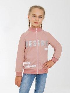 Купить Толстовка для девочки 026200677 в розницу