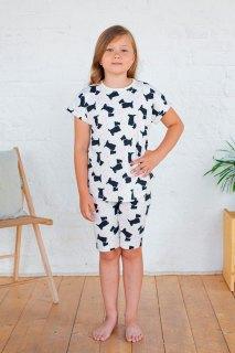 Купить Пижама для девочки 026400576 в розницу