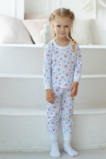 Купить Пижама для девочки  026400629 в розницу