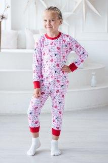 Купить Пижама для девочки  026400659 в розницу