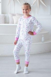Купить Пижама для девочки  026400660 в розницу