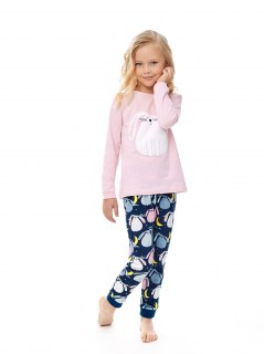 Купить Пижама для девочки 026400681 в розницу