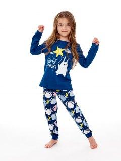 Купить Пижама для девочки 026400683 в розницу