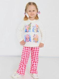Купить Пижама для девочки  026400688 в розницу