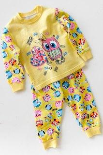 Купить Пижама детская из футера 026400702 в розницу