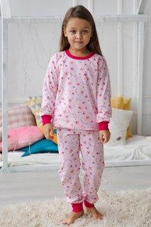 Купить Пижама детская из кулирки 026400710 в розницу