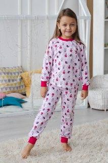 Купить Пижама детская из футера 026400713 в розницу