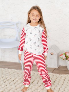 Купить Пижама детская комбинированна 026400718 в розницу