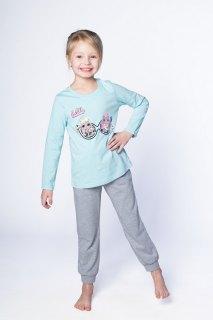 Купить Пижама для девочки  026400733 в розницу