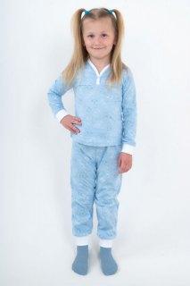 Купить Пижама для девочки  026400744 в розницу