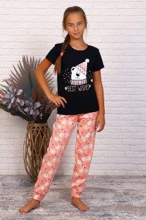 Купить Пижама для девочки  026400757 в розницу
