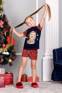 Купить Пижама для девочки  026400759 в розницу