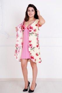 Купить Комплект женский халат+сорочка 036400005 в розницу