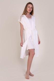 Купить Комплект халат+сорочка 036400036 в розницу
