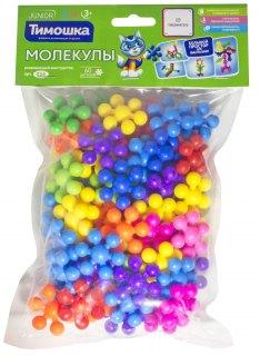 Купить «Молекулы» - 140 деталей (Возраст 3+) 037500089 в розницу