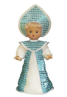 Купить Кукла Снегурочка 037700025 в розницу