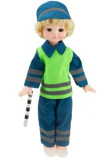 Купить Кукла Инспектор ДПС 037700048 в розницу
