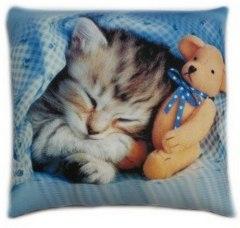 Купить Антистрессовая подушка Кошки 037900092 в розницу