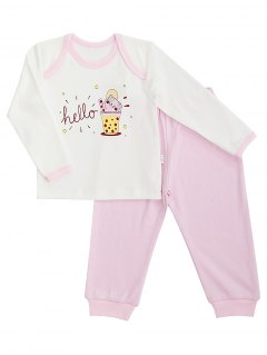 Купить Пижама для девочки  042200196 в розницу