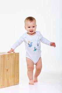 Купить Боди детское 042400181 в розницу
