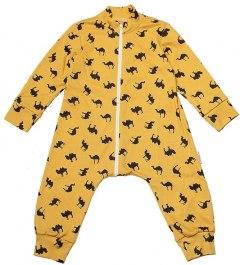 Купить Комбинезон-пижама на молнии легкий  043001381 в розницу