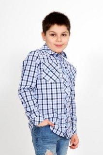 Купить Рубашка для мальчика 049000545 в розницу