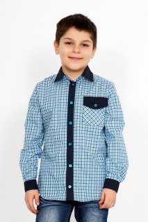 Купить Рубашка для мальчика 049000547 в розницу