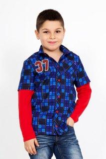 Купить Рубашка для мальчика 049000548 в розницу