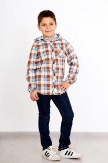 Купить Рубашка для мальчика 049000553 в розницу