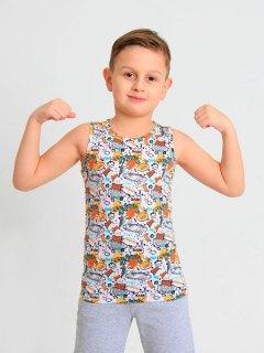 Купить Майка для мальчика 054700285 в розницу