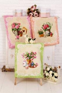 Купить Набор полотенец Для вас 056300571 в розницу