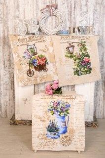 Купить Набор полотенец Цветущий сад 056300577 в розницу