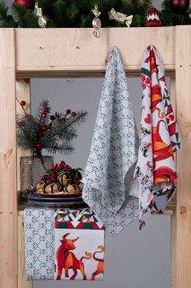 Купить Набор полотенец 056300581 в розницу