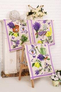 Купить Набор полотенец кухонных 056300595 в розницу