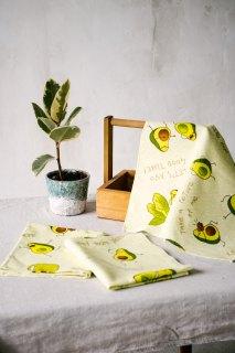 Купить Набор полотенец Авокадо 056300611 в розницу