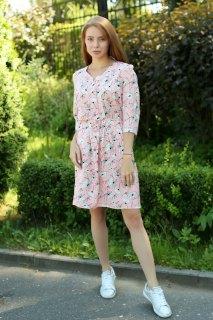 Купить Платье-рубашка 065209489 в розницу